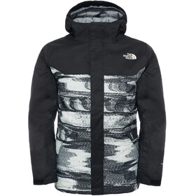 The North Face Boys Brayden Ins Jacket Tnf Black Staticprt